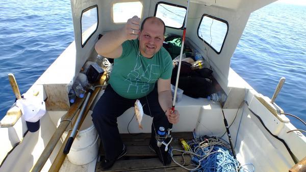 Vedat Abayoğlu sayesinde tuttuğum ilk mercanım