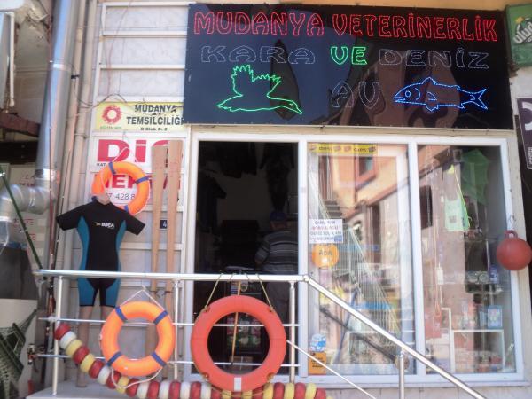 Satış Mağazamızın Dış Görünümü /Mudanya/