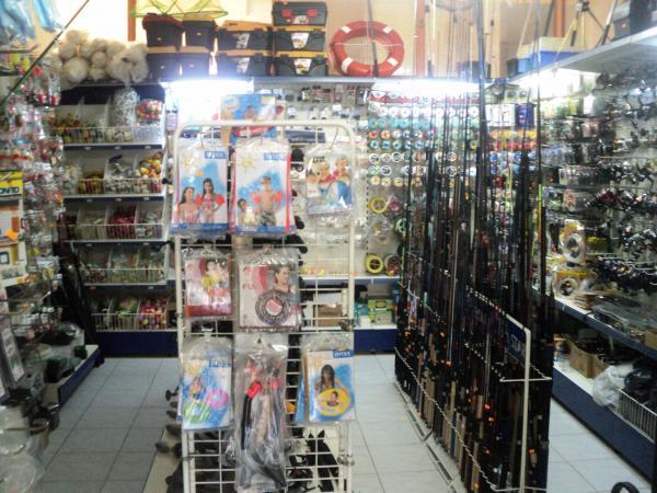Mudanya Veterinerlik Kara ve Deniz Av Mlz. Ltd. Şti. Mağaza İçi