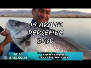 Hamdi Tekbıyık KKTC Sim Tv Ada Balıkçısı Programı