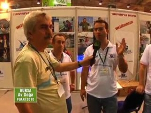 Balık Sevdam Yaban TV TÜYAP Av Doğa Fuarı Yayını