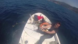Hamdi Tekbıyık Balık Sevdam Saroz 2014 Orkinos Avı